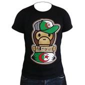 Tshirt Algerie Style Baby Milo-3vl--Neuf!!