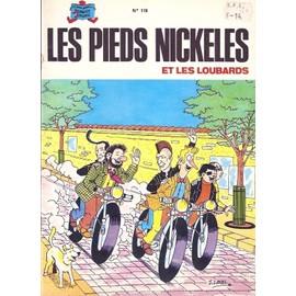 Les Pieds Nickeles Et Les Loubards N� 119