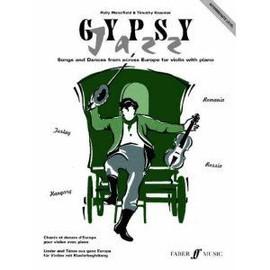 Waterfield : gypsy jazz intermediate level - violon