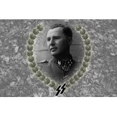 Leon Degrelle - Waffen Ss - Photo Historique