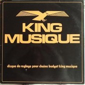 Disque De R�glage Pour Cha�ne Budget King Musique - King Musique