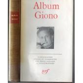 Album Giono. de ( Album Pl��ade ) - Giono Jean - Godard Henri.
