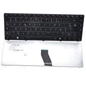 Clavier AZERTY noir pour ACER EMACHINE D720 D725 D520 D525 GATEWAY 4405C Z06 NV4000 REF : 9J.N1R82.B0F