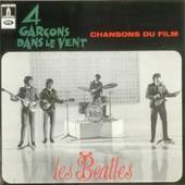 4 Gar�ons Dans Le Vent Chansons Du Film - The Beatles