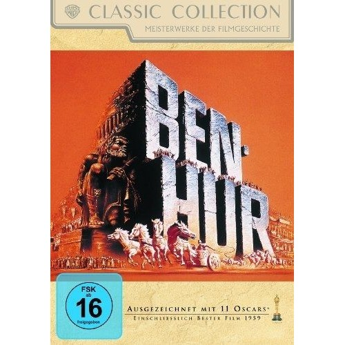DVD * BEN HUR - CLASSIC COLLECTION [IMPORT ALLEMAND] (IMPORT) (DVD)