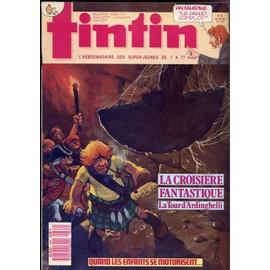 Tintin N� 634 : La Croisi�re Fantastique, La Tour D'ardinghelli
