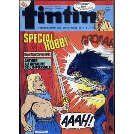 Tintin L'hebdomadaire Des Super Jeunes N� 628