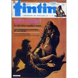 Tintin N� 598 : Buddy Longway, Le Dernier Rendez-Vous