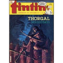 Tintin N� 462 : Thorgal, Les Archers