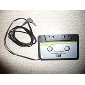 Adaptateur cassette MP3 / MP4 pour auto radio