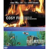 Cosy Fire Blue Waters - Blu Ray de Inconnu