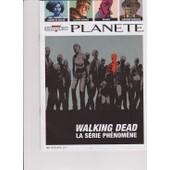 Planete Delcourt N� 57 : Walking Dead / Carmen Mc Callum / Le Pape De Jodorowsky / Hellboy / Algernon Woodcock