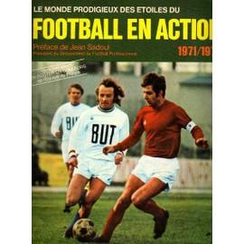 Football En Action 1971-72 N� 1