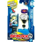 Beyblade Metal Fusion Earth Eagle