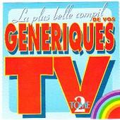 Les Plus Belles Compil De Vos Generiques Tv Vol.1 - Barry, Harman