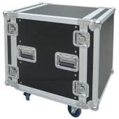 rack pro flight case 12u rackcase