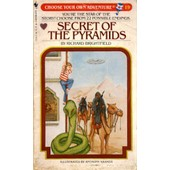 Secret Of The Pyramids (Choose Your Own Adventure) de Richard Brightfield