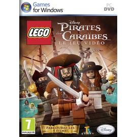 Lego Pirates des Caraibes - Le jeu video