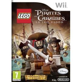 Lego Pirates des Caraibes - Le jeu video d'occasion  Livré partout en France