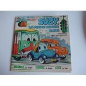 Suzy, La Petite Voiture Bleue - Livre Disque Disneyland