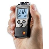 Testo 810 Thermom�tre Infrarouge