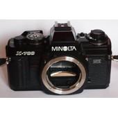Minolta X700 - Appareil Photo Argentique