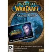 Carte Pr�pay�e World Of Warcraft Pour 60 Jours