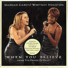 When you believe (1998 - Import UK) - Edition limitée + Poster