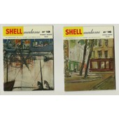 Lot 3 Magazines Shell Madame - 1956/1958