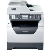 Brother MFC-8380DN - Imprimante multifonction laser monochrome A4, USB, Ethernet, Fax