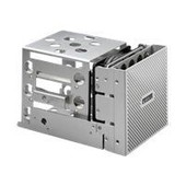 EX-H33 HDD-Rack (Silber)