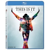 Michael Jackson - This Is It [Blu-Ray] [Import Anglais]