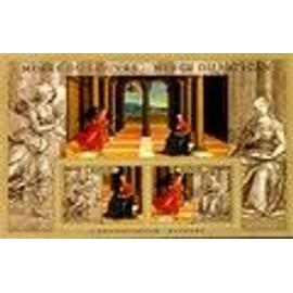 """Bloc-Feuillet """"Louvre-Vatican"""" 2005"""