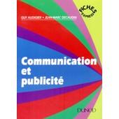 Fiches Express - Communication Et Publicit� de audigier guy & decaudin jean-marc