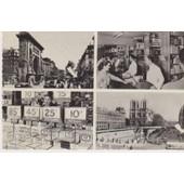 75 - Paris - Publicit� Librairie Gibert Jeune. Vers 1950.