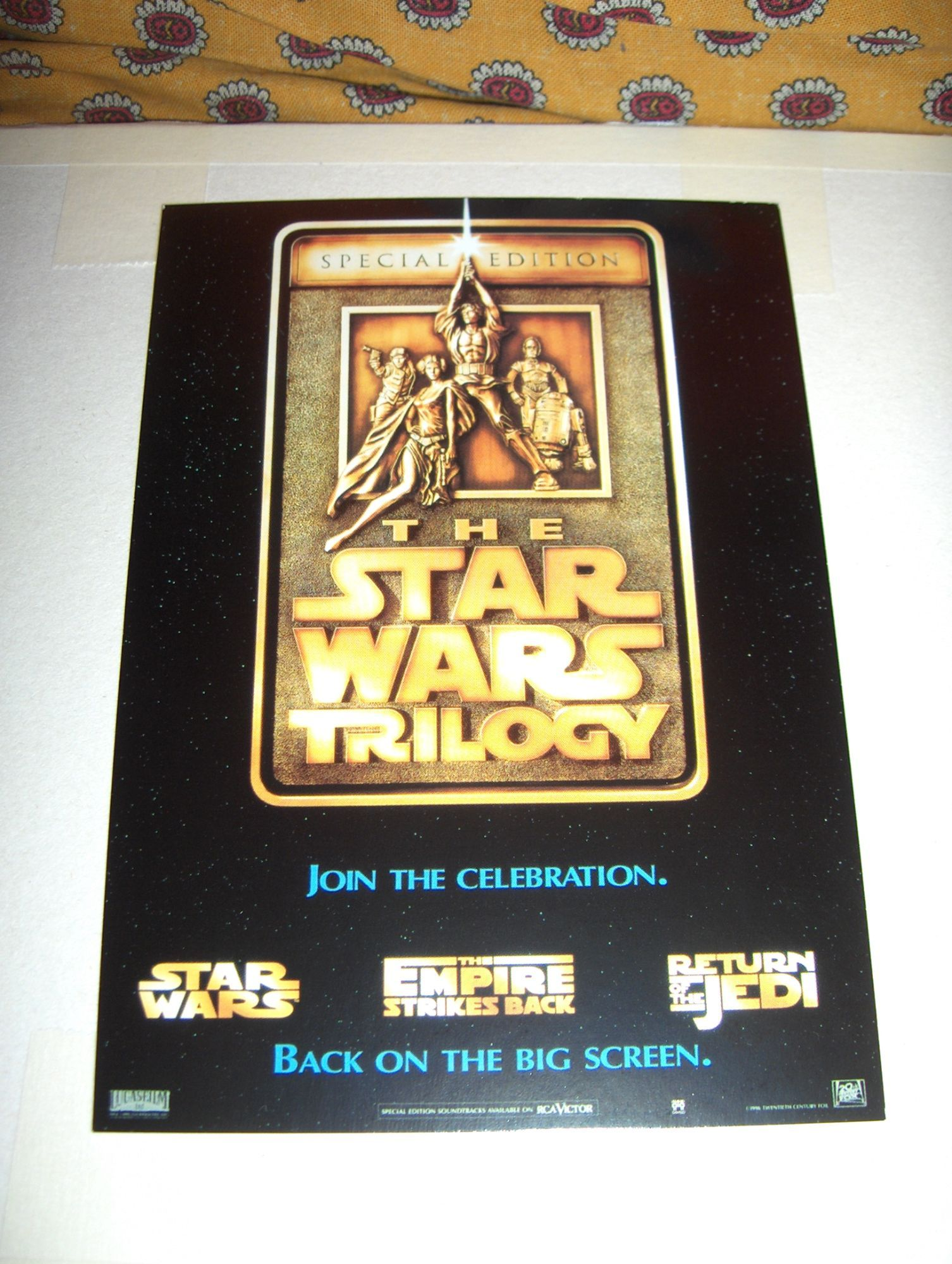 Star Wars Special Edition The Star Wars Trilogy