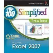 Microsoft Office Excel 2007: Top 100 Simplified Tips And Tricks de Denise Etheridge