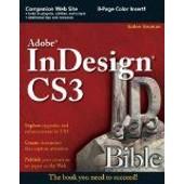 Adobe Indesign Cs3 Bible de Gruman Galen