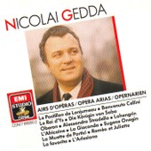 Nicolai Gedda � Opera Arias - Nicolai Gedda And Others.