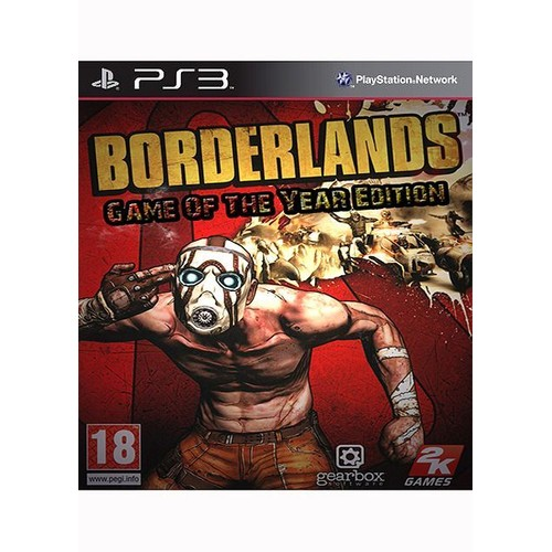 Borderlands Edition Game Of The Year - PlayStation 3
