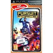 Pursuit Force - Psp Essentials