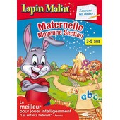 Lapin Malin Maternelle 2 - Sauvons Les �toiles (3-5 Ans)