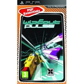 Wipeout Pulse - Psp Essentials