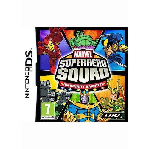 Marvel Super hero squad - Le gant de l'infini - Xbox 360