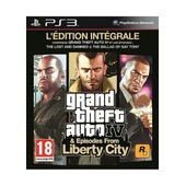 Grand Theft Auto Iv (Gta 4) - Edition Int�grale - Ps3