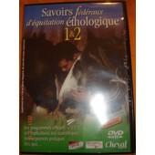 Savoirs Federaux D'equitation Ethologique 1&2; Programmes Officiels Ffe Les Explications Des Scientifiques Des Sequences Pratiques Des Quiz de Michel Et Aurelie Eynard Odyssee Prod.