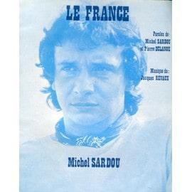Le France (Michel Sardou) - Chant & Piano - 1975