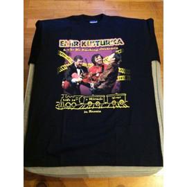 T Shirt Emir Kusturica and The No Smoking Orchestra