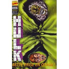 Hulk N� 28 : Betty Prise En Otage