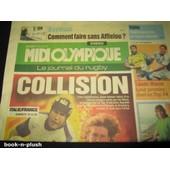 Midi Olympique Rugbyrama N� 268 : Collision Italie France / Bayonne / Szarzewski